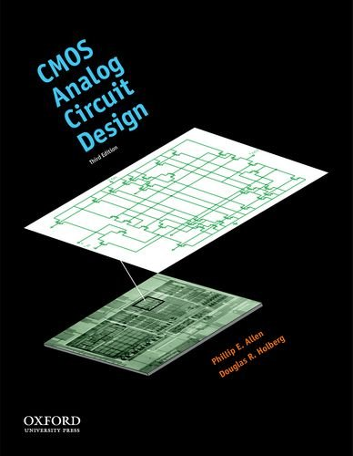 CMOS Analog Circuit Design 9780199765072