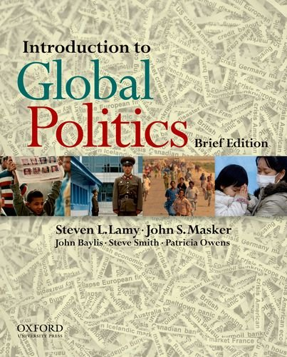Introduction to Global Politics 9780199765836