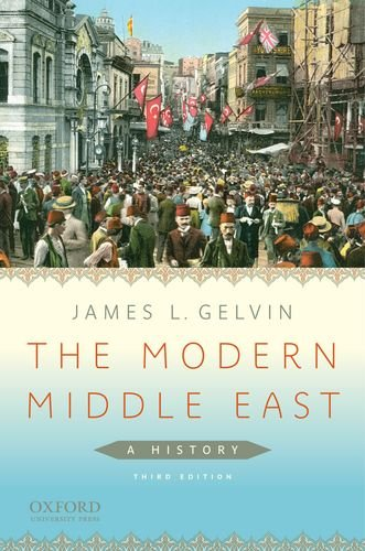 The Modern Middle East: A History 9780199766055