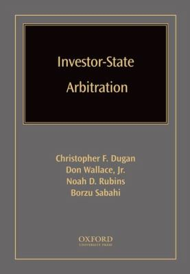 Investor-State Arbitration 9780199795727