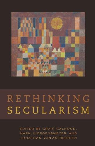 Rethinking Secularism 9780199796687