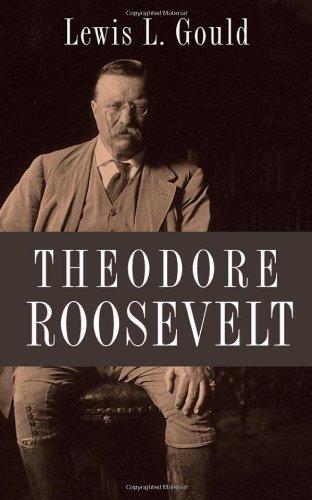 Theodore Roosevelt 9780199797011