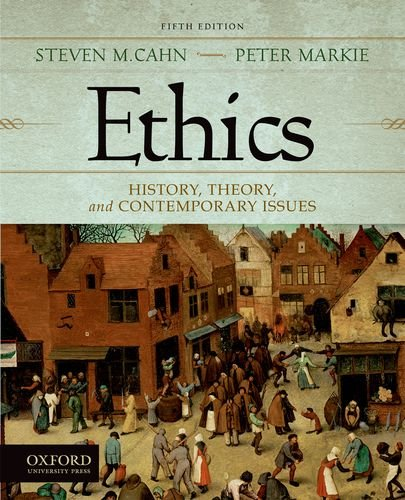 Ethics: History, Theory, and Contemporary Issues - 5th Edition