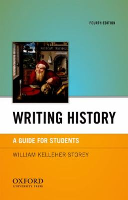 Writing History: A Guide for Students 9780199830046