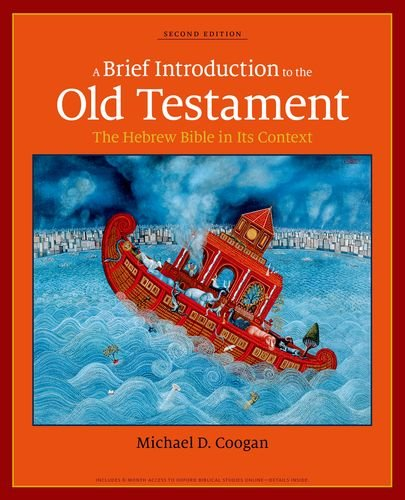 A Brief Introduction to the Old Testament: The Hebrew Bible in Its Context 9780199830114
