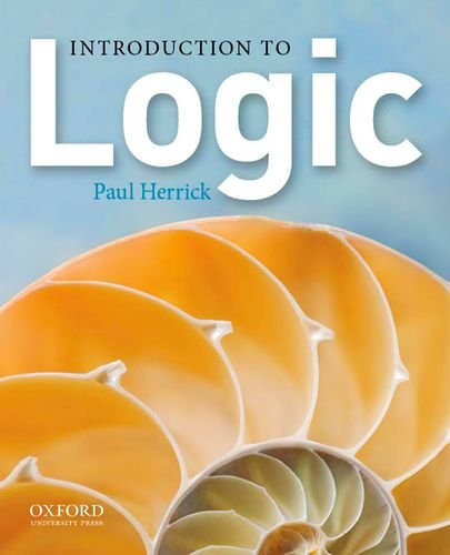 Introduction to Logic 9780199890491