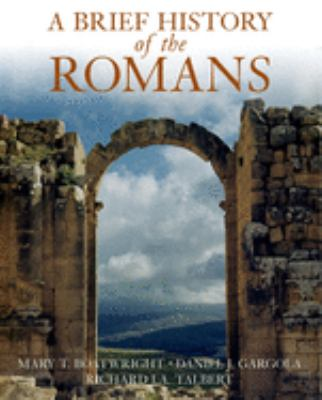 A Brief History of the Romans 9780195187151