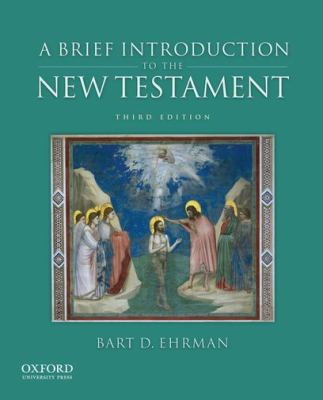 A Brief Introduction to the New Testament 9780199862306