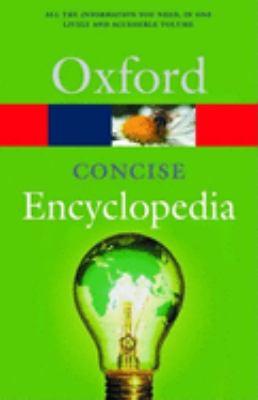 A Concise Encyclopedia 9780192805959