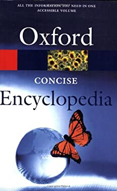 A Concise Encyclopedia 9780199206360
