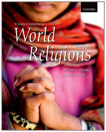 A Concise Introduction to World Religions 9780195437744
