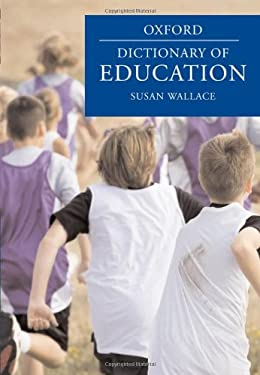 A Dictionary of Education 9780199212064