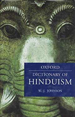 A Dictionary of Hinduism 9780198610250