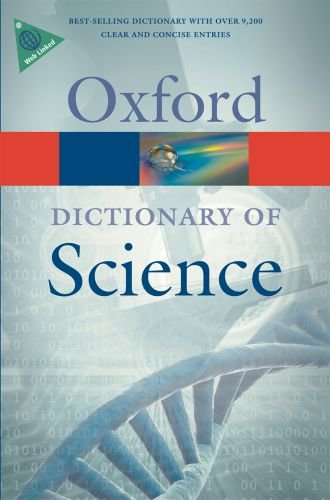 A Dictionary of Science 9780199561469
