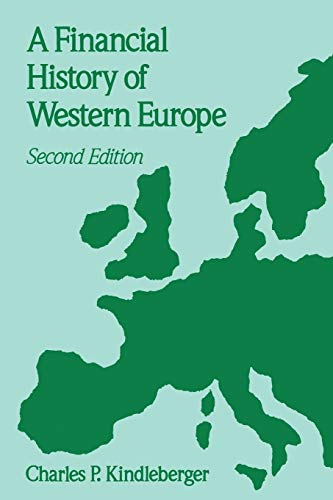 A Financial History of Western Europe 9780195077384