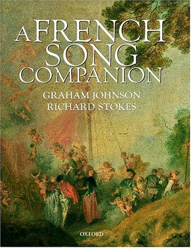 A French Song Companion 9780198164104