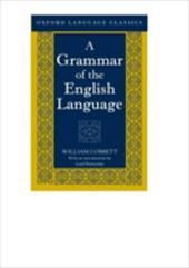 A Grammar of the English Language 573024