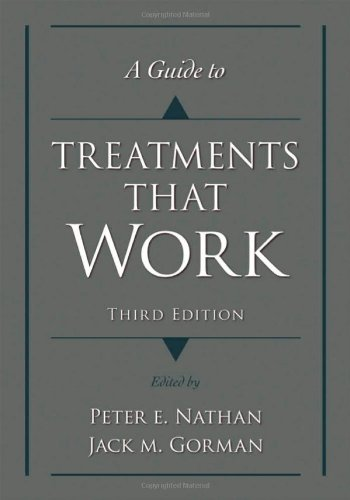 A Guide to Treatments That Work 9780195304145