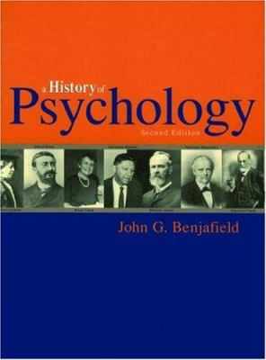 A History of Psychology 9780195419306