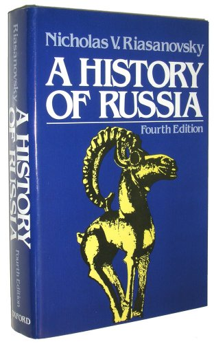 A History of Russia - 4th Edition
