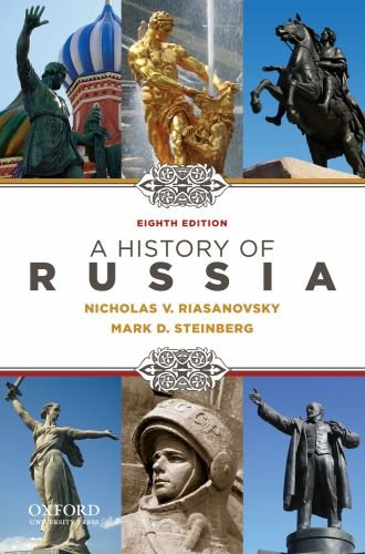 A History of Russia 9780195341973