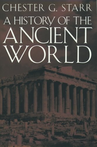 A History of the Ancient World 9780195066296
