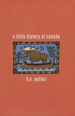 A Little History of Canada 9780195418378