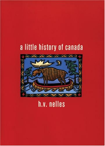 A Little History of Canada 9780195423761