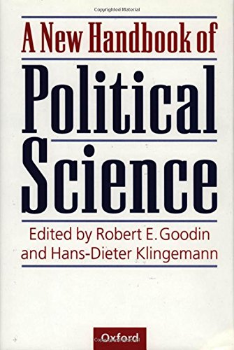 A New Handbook of Political Science 9780198294719