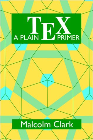 A Plain Tex Primer 9780198537243