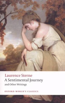 A Sentimental Journey and Other Writings 9780199537181