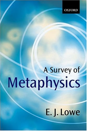 A Survey of Metaphysics 9780198752530