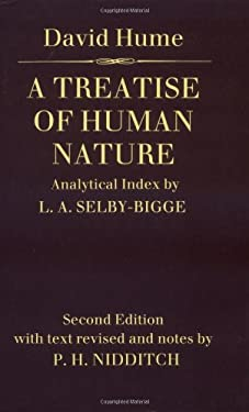 A Treatise of Human Nature 9780198245889