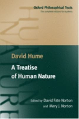 A Treatise of Human Nature 9780198751724
