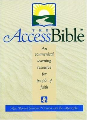 Access Bible-NRSV-Apocrypha 9780195282177