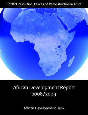 African Development Report: Conflict Resolution, Peace and Reconstruction in Africa 9780199548941