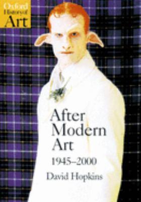 After Modern Art, 1945-2000 9780192842343