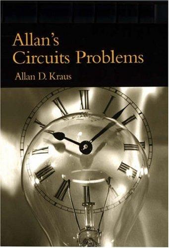 Allan's Circuits Problems 9780195142488