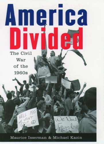 America Divided: The Civil War of the 1960s 9780195091908