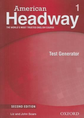American Headway 1: Test Generator: The World's Most Trusted English Course 9780194729581