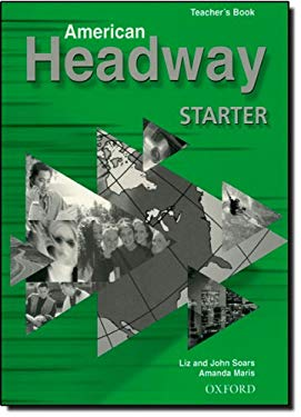American Headway Starter: Teacher's Book (Including Tests) 9780194353892