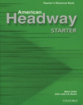 American Headway Starter: Teacher's Resource Book 9780194371773