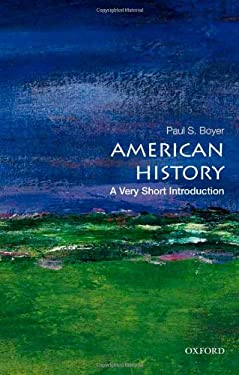 American History: A Very Short Introduction 9780195389142