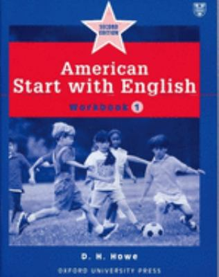 American Start with English 1: Workbook 9780194340151