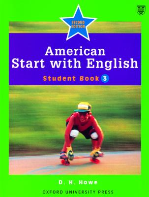 American Start with English 3: Student Book 9780194340212