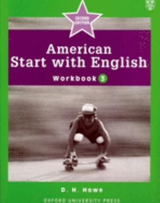 American Start with English 3: Workbook 9780194340236