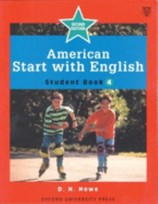 American Start with English 4 9780194340250