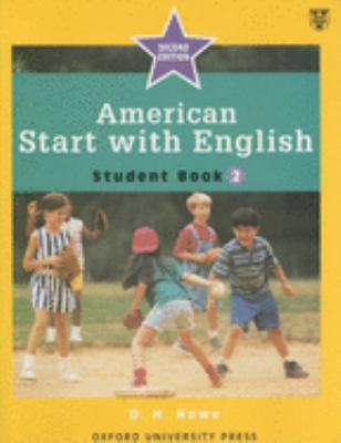 American Start with English: Student Book 2 9780194340175