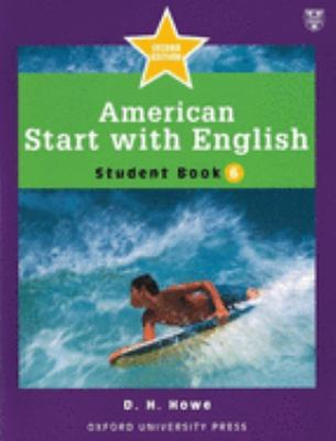 American Start with English Student Book 6 9780194340335