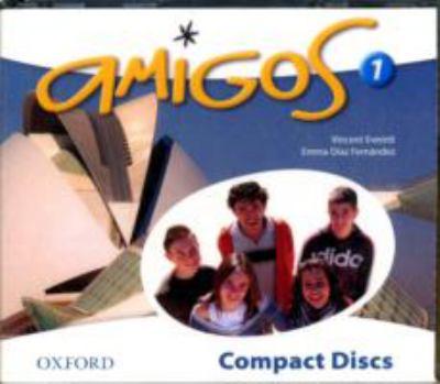 Amigos: Part 1: CD 9780199126279